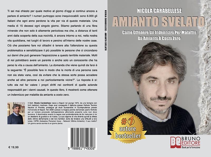 Nicola Carabellese: 6.000 morti di amianto in Italia ogni anno