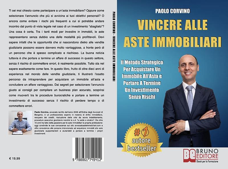 Paolo Corvino: 45.000 aste immobiliari nel primo trimestre 2021