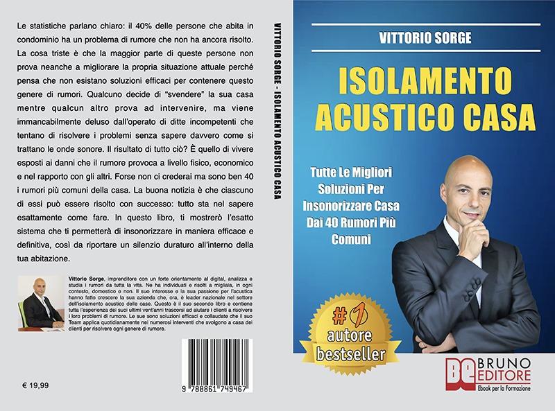 Vittorio Sorge: il 40% degli italiani soffre di rumori acustici