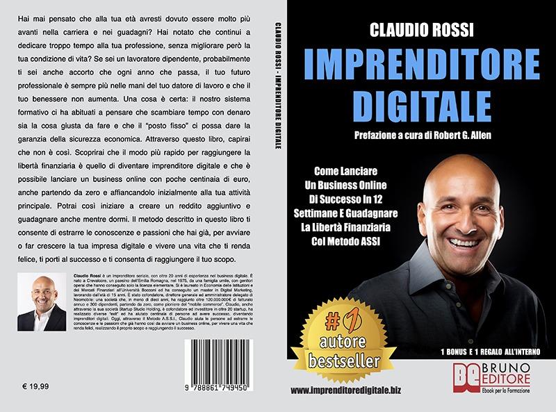 Claudio Rossi: +78% le vendite online in Italia nel 2021