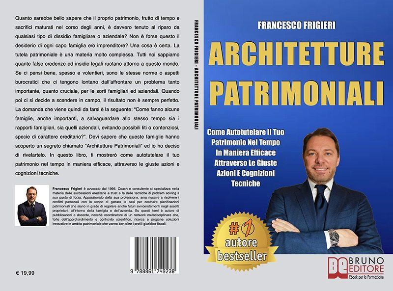 Francesco Frigieri: 1.500.000 italiani possiedono più di 500.000€