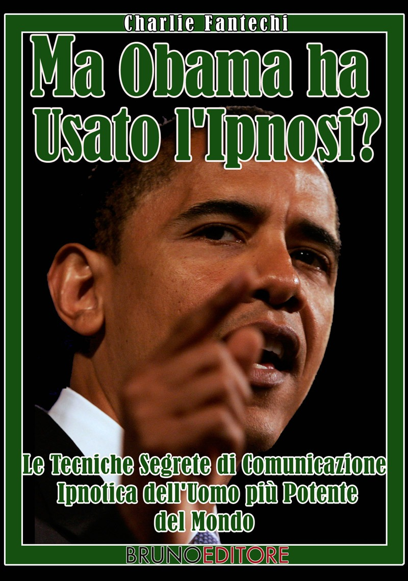 "Ebook ""Ma Obama ha usato l'ipnosi?"""