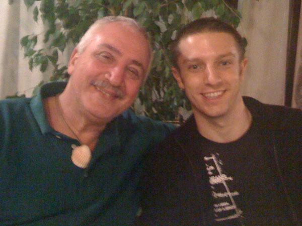 Martin Brofman e Giacomo Bruno
