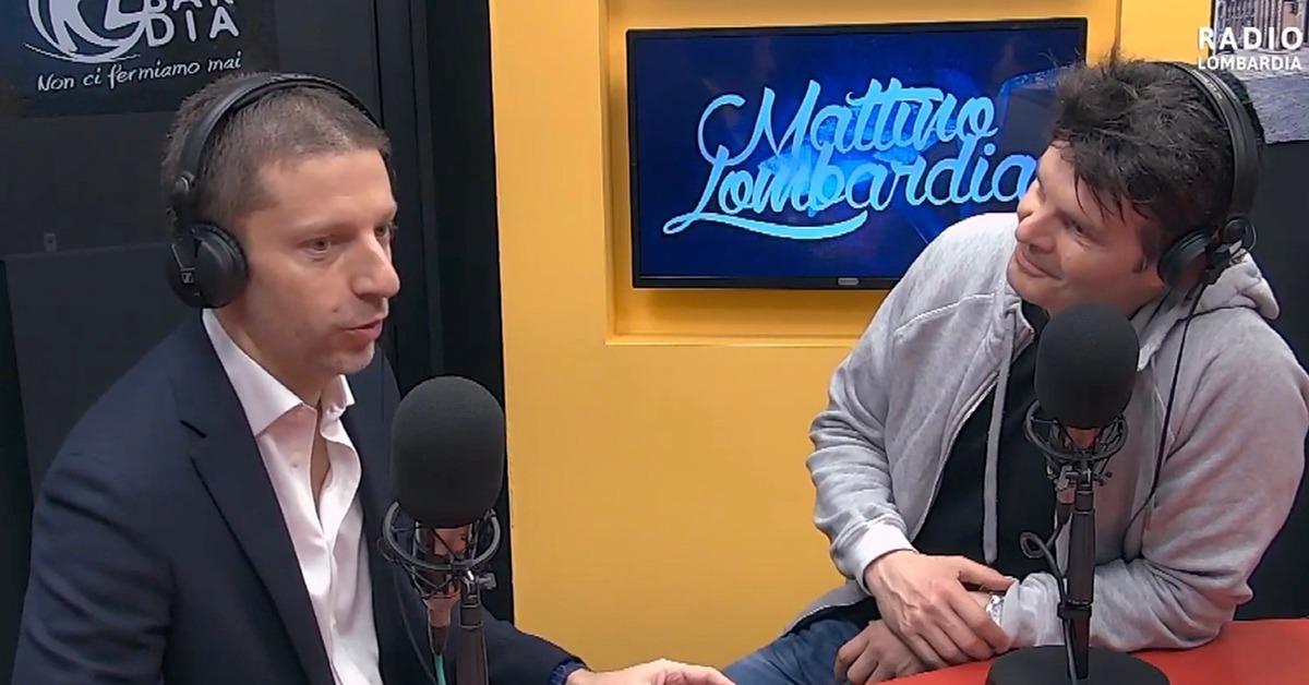 Giacomo Bruno su Radio Lombardia