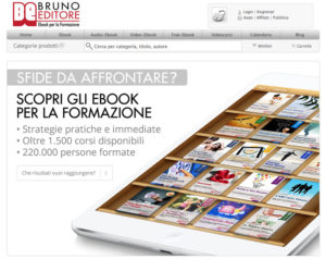 Anteprima Home Page