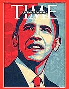 """Obama """"uomo dell'anno"""""""